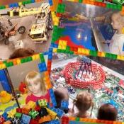 Magiczny świat klocków LEGO