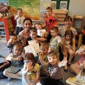 Moja miejscowość, mój region – projekt edukacyjny Motylków