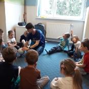 Motylki i Biedronki w podróży dookoła świata w Szkole Językowej Helen Doron_24