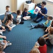 Motylki i Biedronki w podróży dookoła świata w Szkole Językowej Helen Doron_27