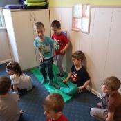 Motylki i Biedronki w podróży dookoła świata w Szkole Językowej Helen Doron_37