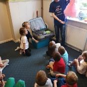 Motylki i Biedronki w podróży dookoła świata w Szkole Językowej Helen Doron_39
