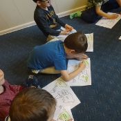Motylki i Biedronki w podróży dookoła świata w Szkole Językowej Helen Doron_5