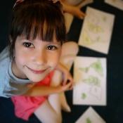 Motylki i Biedronki w podróży dookoła świata w Szkole Językowej Helen Doron_6