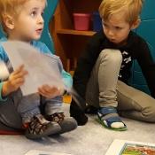Motylki poznają prawa dziecka z mamą Michałka_13