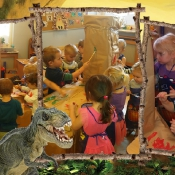 Motylki tropią dinozaury_8
