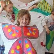 Motylki w Szkole Językowej Helen Doron _10