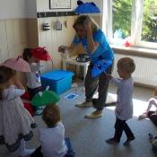 Motylki w Szkole Językowej Helen Doron _13