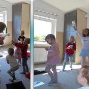 Motylki w Szkole Językowej Helen Doron _21