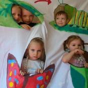 Motylki w Szkole Językowej Helen Doron _3