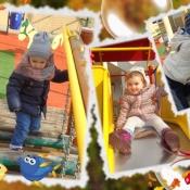 Nasze dzielne 2-latki :) - ... PAŹDZIERNIKOWE FIGLE I PSOTY..._18