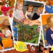 Nasze dzielne 2-latki :) - ... PAŹDZIERNIKOWE FIGLE I PSOTY..._2