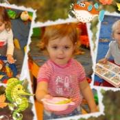 Nasze dzielne 2-latki :) - ... PAŹDZIERNIKOWE FIGLE I PSOTY..._6