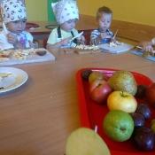 Owocowa sałatka Smoków