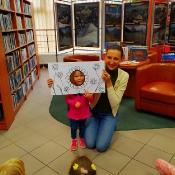 Październikowa wizyta Rybek i Smoków w bibliotece_5