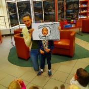 Październikowa wizyta Rybek i Smoków w bibliotece_9