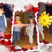 Pędzą wnuki ulicami z ogromnymi laurkami_5