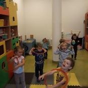 Pierwsze zajęcia i zabawy Smoków_2