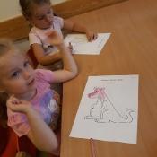 Pierwsze zajęcia i zabawy Smoków_8