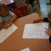 Pierwsze zajęcia i zabawy Smoków_9