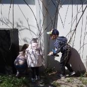 Przedszkolaki sprzątają Węglin_11