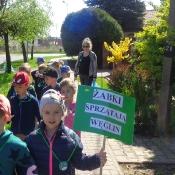 Przedszkolaki sprzątają Węglin_26