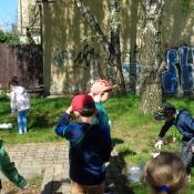 Przedszkolaki sprzątają Węglin_28