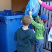 Przedszkolaki sprzątają Węglin_35