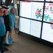 Przedszkolaki z wizytą w MPK Lublin