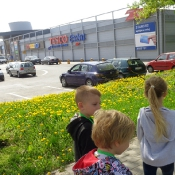 Przedszkolni odkrywcy małej i dużej Ojczyzny – kwiecień