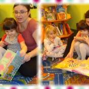 Pszczółki czytają z mamą Natalki_4