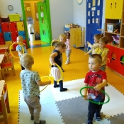 Rybki uczą sę tańczyć