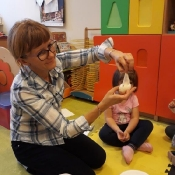 Smoki uczą się dbać o zęby z programem Czyściochowe Przedszkole_12