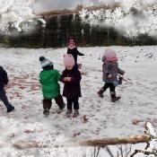 Smoki witają zimę_1