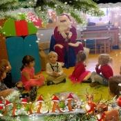 Spotkanie ze Świetym Mikołajem :) _14