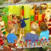 Spotkanie ze Świetym Mikołajem :)