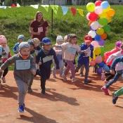 """""""Sprintem do maratonu"""", czyli V Ogólnopolski Maraton Przedszkolaków_23"""