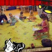 Teatralne zabawy Motylków_14