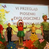 VI Międzyprzedszkolny Przegląd Piosenki Ekologicznej _1