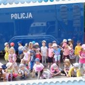 Wycieczka do policji