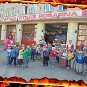 Wycieczka do straży pożarnej_15