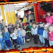 Wycieczka do straży pożarnej_19