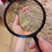 Zabawy Biedronek z piaskiem i gliną_6