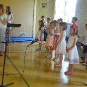 Zakończenie przedszkola w Biedronkach i Żabkach