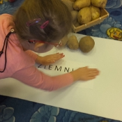 Ziemniak – projekt edukacyjny Pszczółek