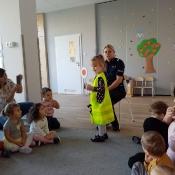 Dobre Rady Misia Poli- spotkanie z policjantem