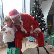 Mikołaj- niezwykły gość w przedszkolu!_17