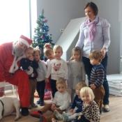 Mikołaj- niezwykły gość w przedszkolu!_21