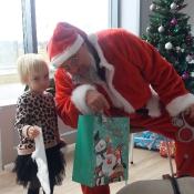 Mikołaj- niezwykły gość w przedszkolu!_22