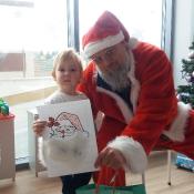 Mikołaj- niezwykły gość w przedszkolu!_23